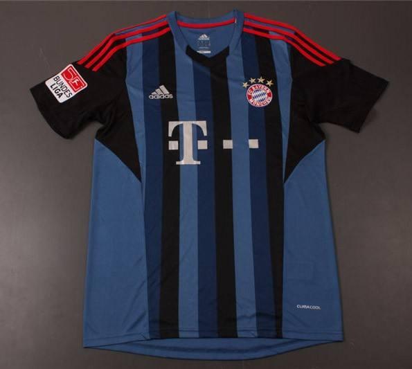 FC Bayern Munchen 13-14 Third - 1