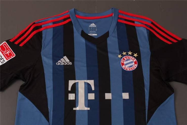 FC Bayern Munchen 13-14 Third - 5