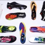 Подборка top-10 футбольных бутс лета 2013