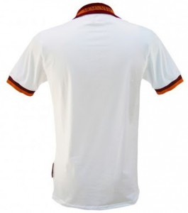 AS Roma 13 14 Away Kit 1