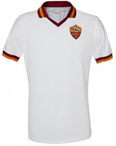 AS Roma 13 14 Away Kit 8