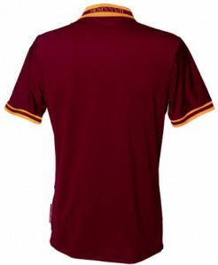 AS Roma 13 14 Home Kit (3)
