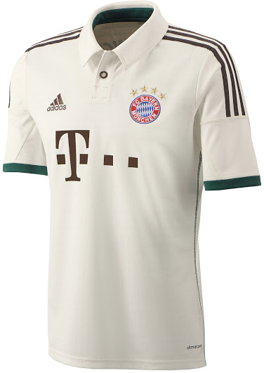 Bayern 13 14 Away Kit 1