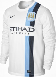 Manchester City 13 14 Third Kit (1)