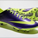 Бутсы Nike Mercurial Vapor IX Purple