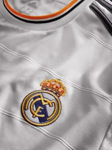 Real Madrid 13 14 Home Kit Detailed 1