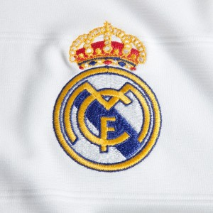 Real Madrid 13 14 Home Kit Detailed Badge
