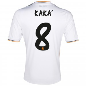 Real Madrid 13 14 Home Kit Kaka