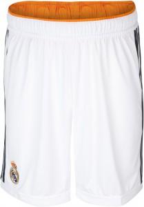 Real Madrid 13 14 Home Kit Shorts