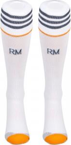 Real Madrid 13 14 Home Kit Socks 1