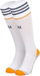 Real Madrid 13 14 Home Kit Socks 2