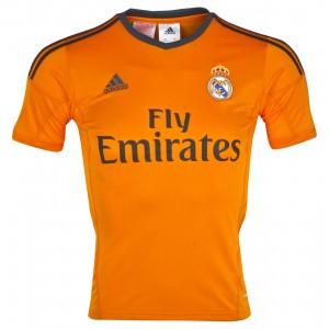 Real Madrid 13 14 Third Kit 1