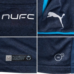 Newcastle 13 14 Away Kit Detailed