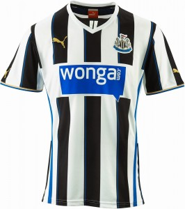 Newcastle 13 14 Home Kit