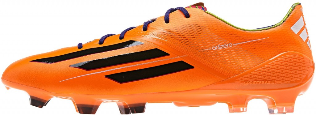 Adidas Adizero IV Next-Generation Orange (1)