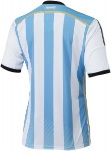 Argentina 2014 Home Kit 2