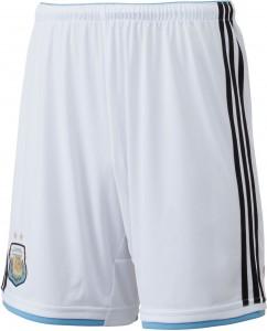 Argentina 2014 Home Kit Short 1