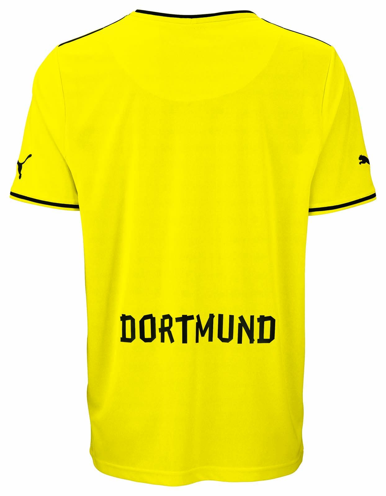 Borussia Dortmund 2013-14 Wintertrikot (3)