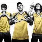 Домашняя форма сборной Бразилии для ЧМ 2014