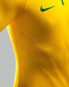 Brazil 2014 World Cup Home Kit (4)