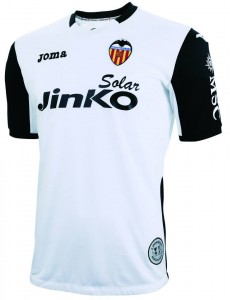 Joma Valencia 2013 2014 Special Double Kit 4