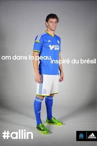 Marseille 13 14 Brazil Kit (2)