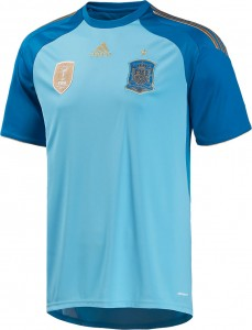Spain 2014 Goalkeeper