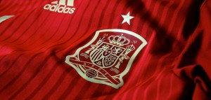 Spain 2014 World Cup Home Kit (8)