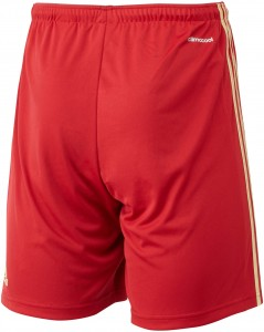 Spain 2014 World Cup Home Short