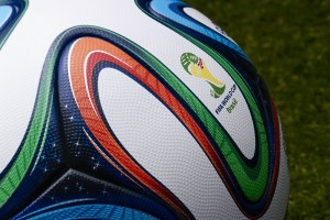 Adidas Brazuca 2014 World Cup Ball 3