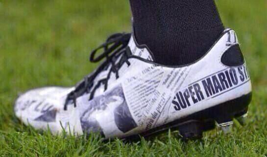 Balotelli Special Boots