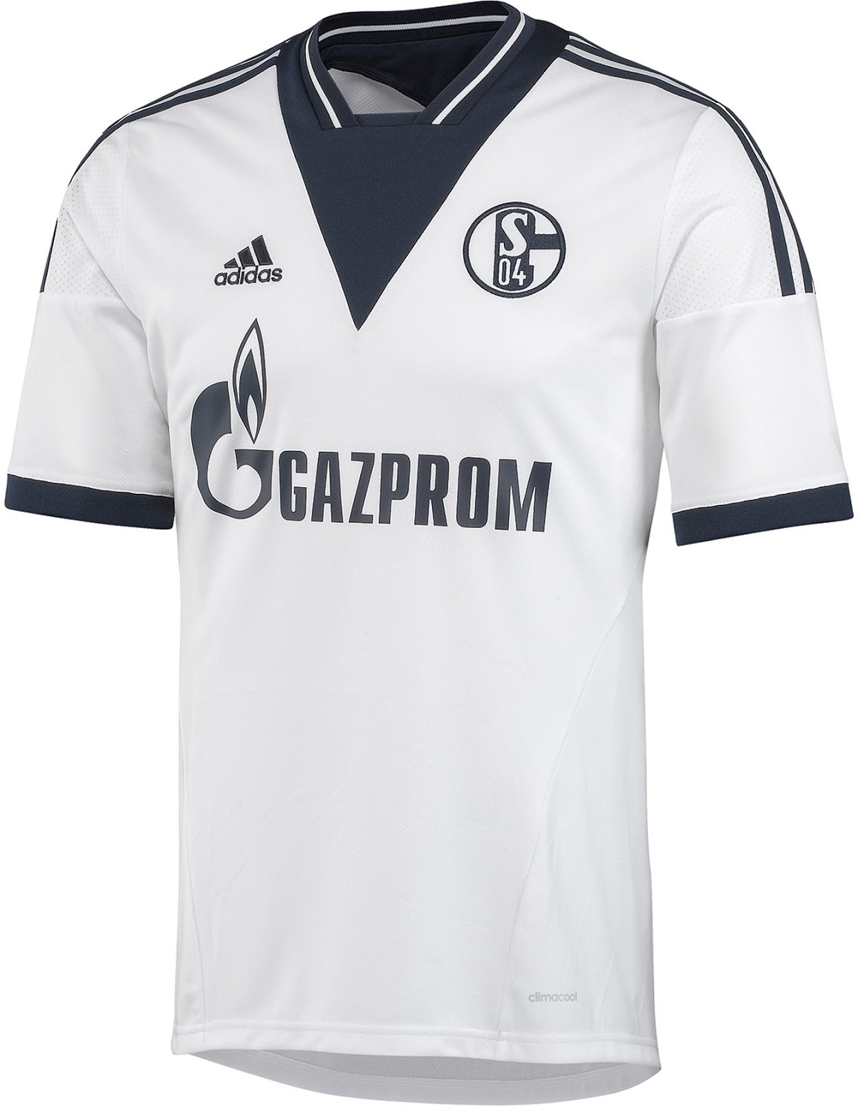 Schalke 04 14-15 Away Kit (1)