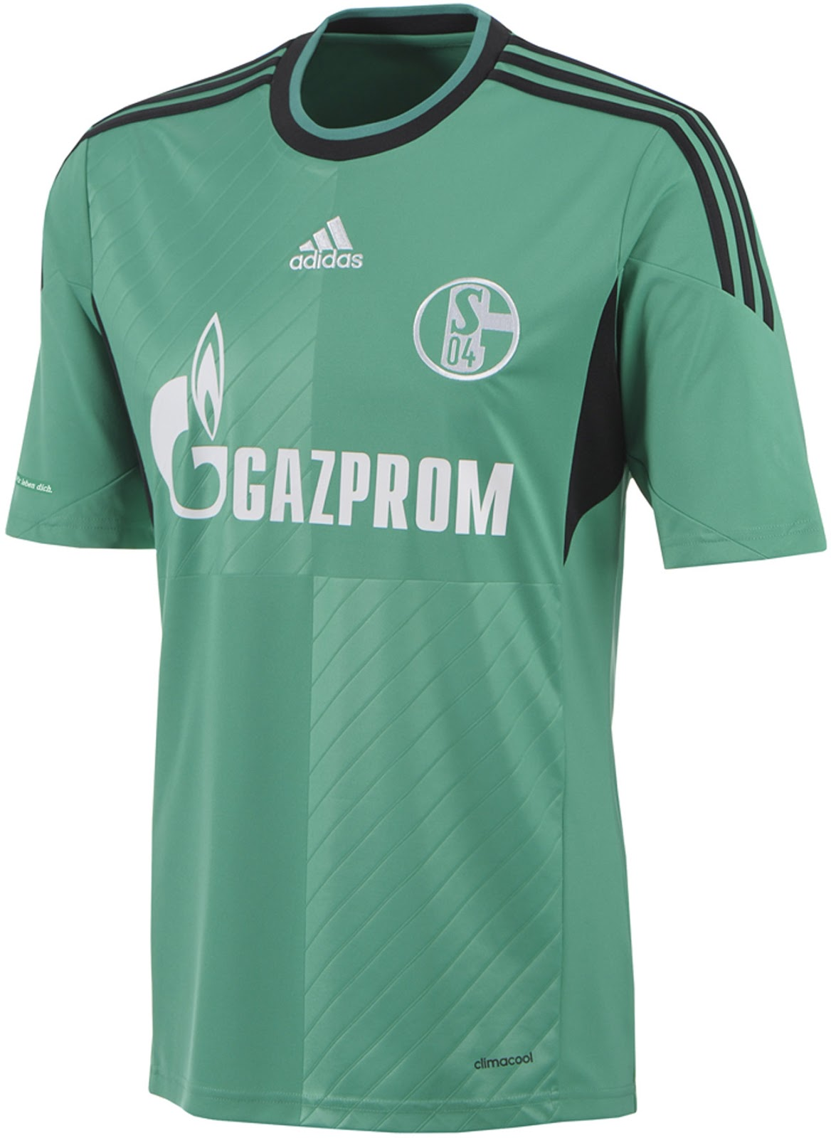 Schalke 04 14-15 Third Kit