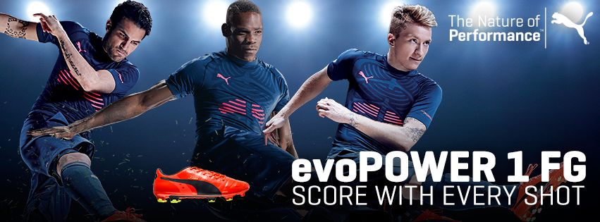 Puma evopower Header
