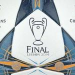 Adidas Finale Lisbon — мяч финальной стадии Лиги Чемпионов 2014.