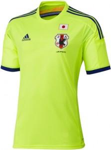 kickster_ru_Japan 2014 World CUp Away Kit 4