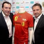 Форма сборной Бельгии для ЧМ 2014