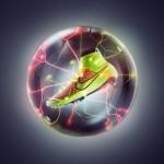 Футбольные бутсы до и после Nike Magista.