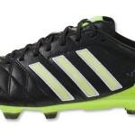 Черно-салатовые Adidas 11pro SL.
