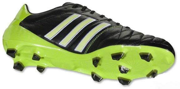 adidas-adipure-11pro-SL-black-white-solar-slime-soleplate
