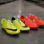 Еще одно весеннее обновление от Nike: Hypervenom, Tiempo Legend, CTR360,Mercurial