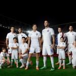 Домашний комплект сборной США 2014
