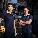 Гостевая форма сборной Австралии 2014