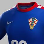 Гостевая форма Хорватии 2014 от Nike