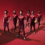 Домашняя форма сборной Португалии 2014 от Nike