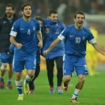 Сборная Греции на чемпионате мира 2014