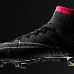 Черные Nike Mercurial Superfly IV.