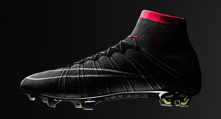 Nike Mercurial Superfly Blackout 2014 Boot (3)