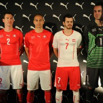 Switzerland 2014 World Cup Kits
