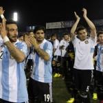 Сборная Аргентины на чемпионате мира 2014
